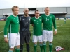 Amateur International v Northern Ireland: James Walsh (St. Michaels), Richard Ryan (Clonmel Town), Chris Higgins (St. Michaels), Paul Breen (St. Michaels)