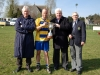 Tipperary Town FC captain Lee Dudly